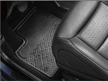 Original Alfombrillas de goma Citroen C4 Grand Picasso 5 unidades -1st, 2 nd &