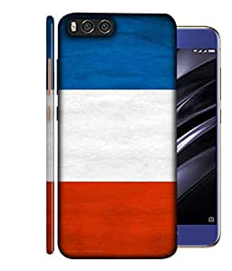 ColorKing Football France 09 Multicolor shell case cover for Xiaomi Mi A1