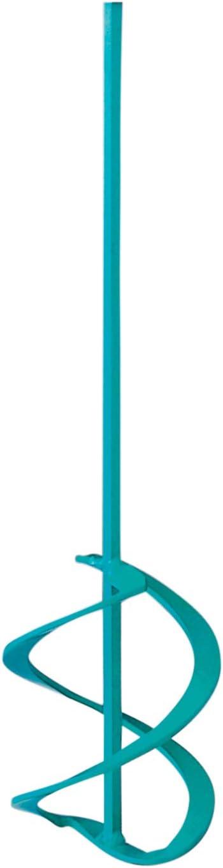 Collomix 41.200-000 Varilla mezcladora con efecto de mezcla ascendente de 400 x 90 mm