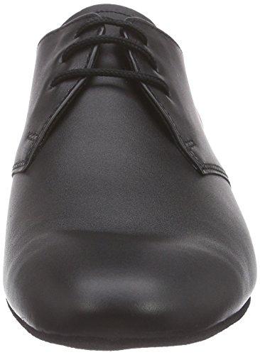 Diamant Diamant - Zapatillas de Baila Moderno y Jazz Mujer Negro (Negro)