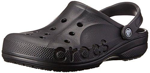Crocs Baya Unisex Kids / Adult Clog Black lrwMZAzhv