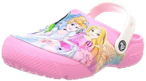 Crocs Unisex-Child Kids' Disney Clog | Slip on Princess Shoes for Girls