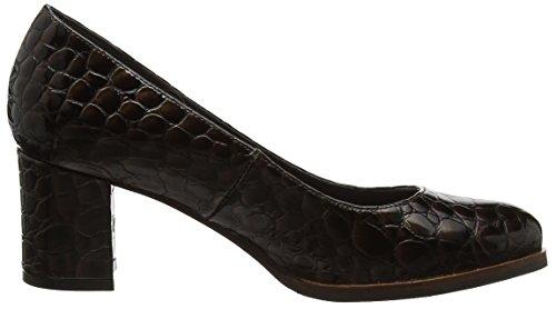 professional online buy cheap choice Gadea Women's Dandy Closed Toe Heels Brown (Testa) buy cheap sneakernews online cheap MQ7Wru