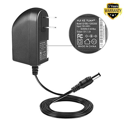 TFDirect 12V AC DC Adapter for Bose SoundLink Mini Bluetooth Speaker and Bose SoundDock XT (626209-1300), 359037-1300 PSA10F-120 Replacement Switching Power Supply Cord Charger Wall Plug Spare