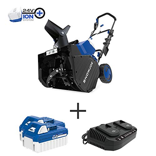 Snow Blowers With Rechargeable