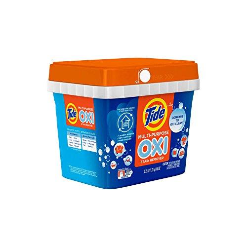Multi Purpose Stain Remover (Tide Oxi Multi-Purpose Powder Stain Remover, 60 Ounce)
