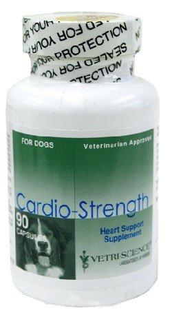 Vetri-Science Cardio-Strength, 90 Capsules, My Pet Supplies
