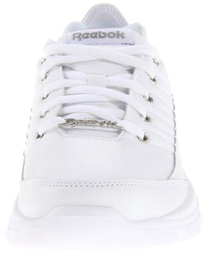 Reebok Dames Royal Lumina Fashion Sneaker Wit / Wit / Wit / Reebok Royal