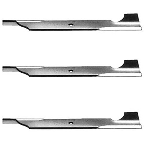 Bad Boy Zero Turn Mower 54'' Deck Blades - Fits MZ Magnum, ZT, Outlaw 54''