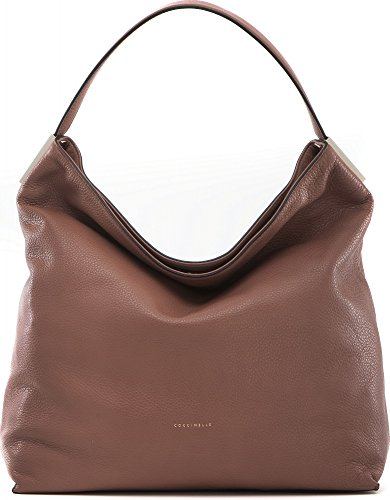 COCCINELLE Bolso al hombro, de Piel, Mujer, Bolso al hombro, Cuero, 37x39x14 cm (L x AN x AL)