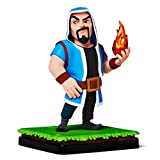 Clash Royale/Clash of Clans Wizard Figure, Official Collectible