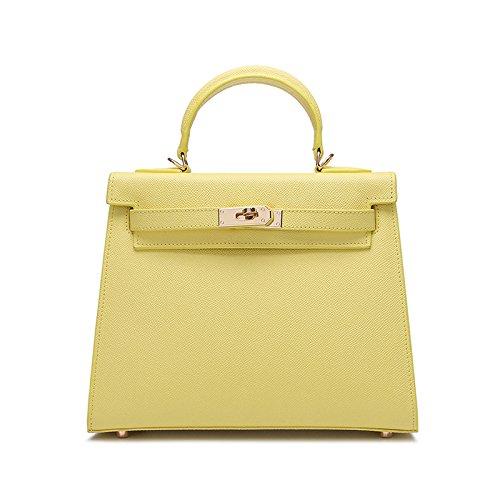 Bolso Palm Mini Bolso Bolsos Amarillo Hombro yellow Kylie Bolso Messenger De GUANGMING77 Bolsos wFAxaqWnH