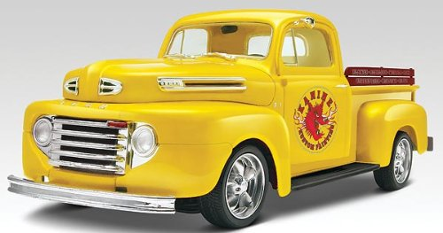 Revell 1:25 50 FORD F1 PICKUP 2 'n 1