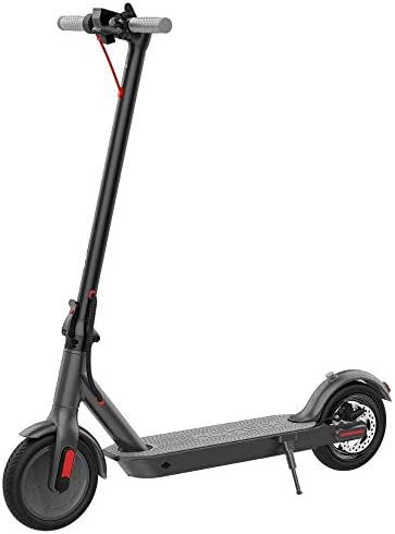 """MAX Electric Scooter, 350W Motor, 8.5"""", Air Filled Tires, Pneumatic Tires, Up to fifteen.6 Miles & 15.6 MPH, One Step Fold for Adults,Electric Scooter for Adults, Electric mopeds,Commute and Travel"""