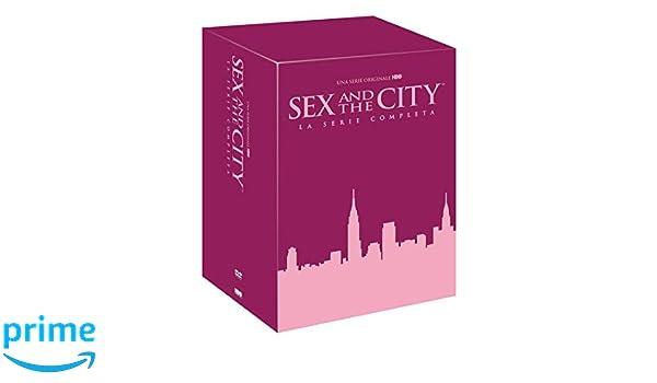 Sex And The City - La Serie Completa 17 Dvd Italia: Amazon.es: Kim Cattrall, Kristin Davis, Kyle Maclachlan, Sarah Jessica Parker, Allison Anders, ...