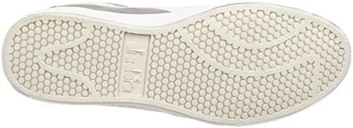 Bianco 38 Grigio Sneakers Diadora Grigio 173991 Pitch 75072 Z7FTw