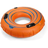"Tube Pro Orange 44"" Premium River Tube With Handles"