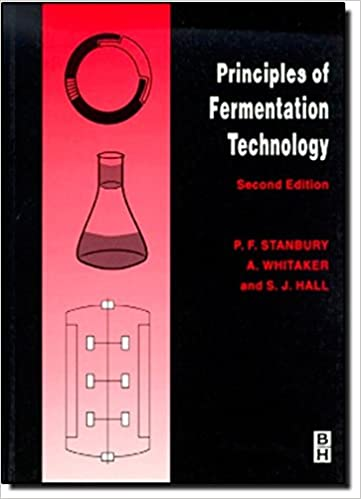 stanbury principles of fermentation technology