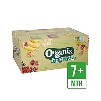 Organix Bulk Reiskuchen 15 X 50 G - Packung mit 2