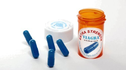 Extra strength viagra joke pills