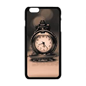 Book With Clock Fashion Personalized Phone Case For Iphone 6 Plaus