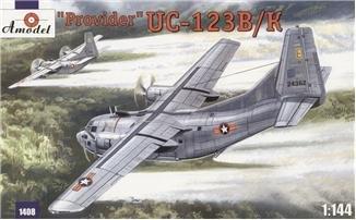 Aircraft Provider Usaf - 1/144 UC123K Provider USAF Aircraft