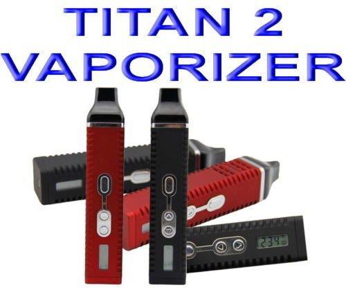 TITAN II Vaporizer/Verdampfer von Hebe