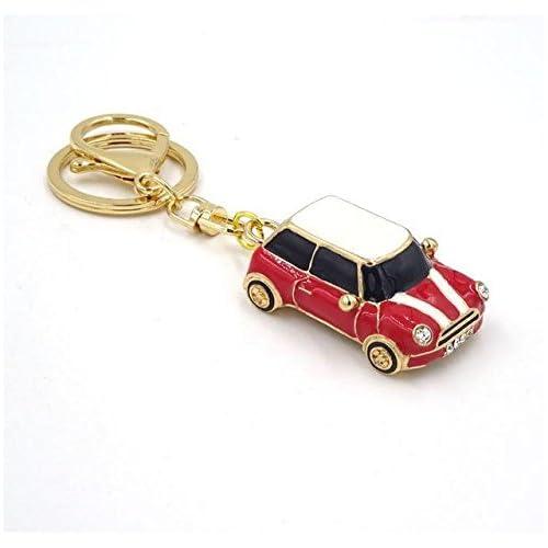 Mini Cooper Keychain Amazon Co Uk