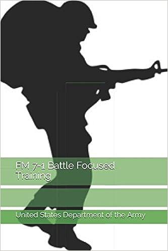 FM 7-1 Battle Focused Training