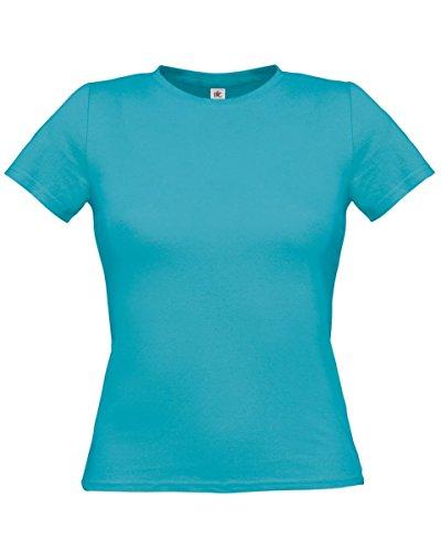 B&C - Camiseta de manga larga - para mujer Swimming Pool