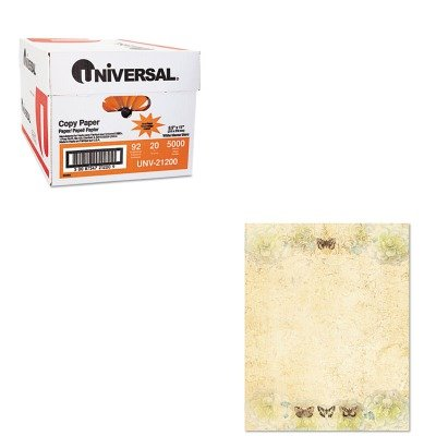 KITGEO47382UNV21200 - Value Kit - Geographics Design Paper (GEO47382) and Universal Copy Paper (UNV21200)