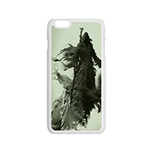 MeowStore Cool Death Grim Reaper Painting Smog Iphone 6 (4.7 inch) Case Cover Phone Case Shells