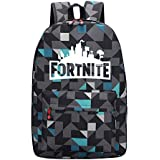 Fortnite Backpack Casual Style Lightweight Canvas School Backpack for Mens and Women Travel Laptop Backpack