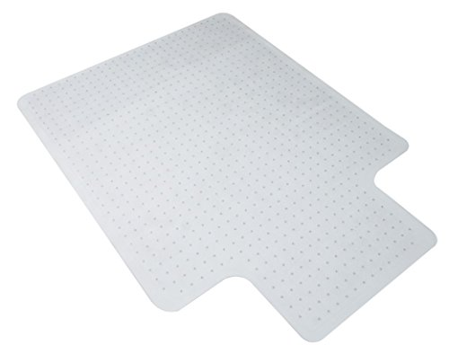 - Essentials Chairmat for Carpet - Carpet Floor Protector for Office Desk Chair, 36 x 48 (ESS-8800C)
