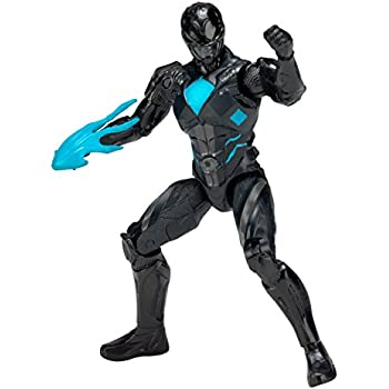 Power Rangers Mighty Morphin Movie 5-inch Black Ranger Action Figure