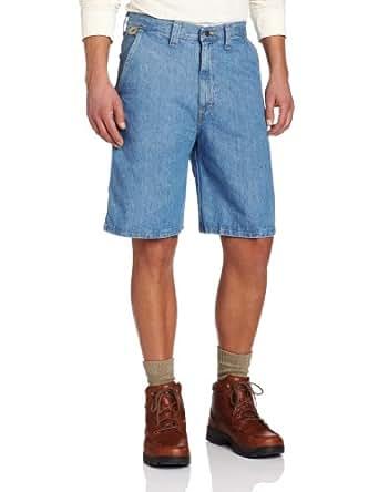 Wrangler Men S Rugged Wear Flat Front Angler Short At