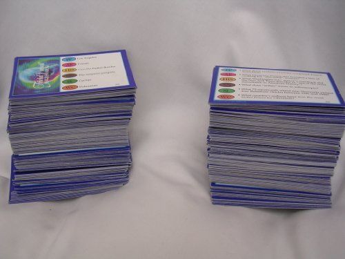Trivial Pursuit Millennium Subsidiary Card Set ; for use with the Master Game by Horn Abbot