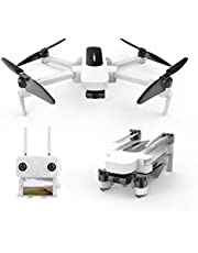 Hubsan Zino GPS FPV Foldable Drone 4K Camera With 3-axis gimbal WIFI APP Control (Portable version)