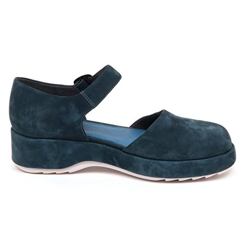 CAMPER D8856 (Without Box) Scarpa Donna Blu Petrolio Scarpe Shoe Woman blu  petrolio ...