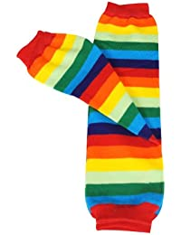 Colorful Baby Leg Warmers