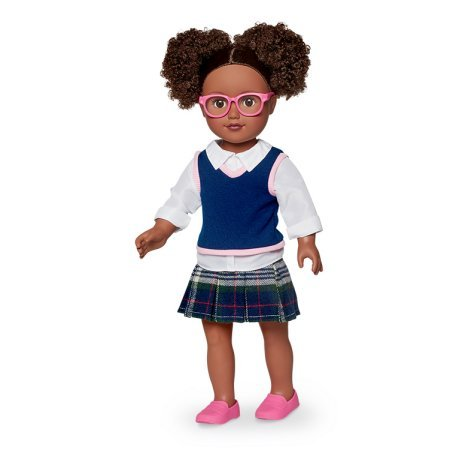 My Life As 18-inch Schoolgirl Doll, African American