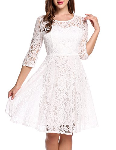 meaneor-womens-3-4-sleeve-lace-dresses-for-special-occasions-white-l