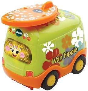 tut tut bolides Edition Speciale OTTO Vtech vehicule Daisy Van Hippie Son et Lumiere