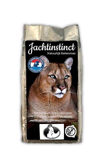 Instinto de caza para comida seca para gatos, sin grano de pollo, 10 kg: Amazon.es: Productos para mascotas