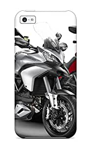 TYH - KzkDLoW5353HPXcv Michael paytosh Awesome Case Cover Compatible With Iphone 5/5s - Ducati Motorcycle phone case