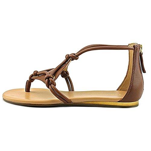 BCBGeneration Womens Sara Leather Split Toe Casual, Caramel/Caramel, Size 7.5