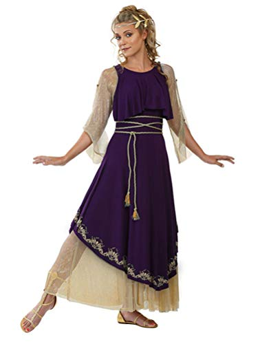 COSKING Women's Medieval Nobility Costume, Halloween Reneissance Cosplay