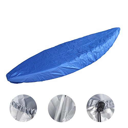Best Choosing A Kayaks - Caissip Boat/Kayak Cover, 8.5 Ft to