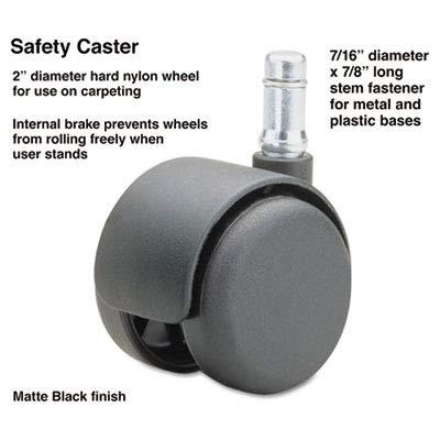 MAS64234 - Master B Standard Neck Safety Casters
