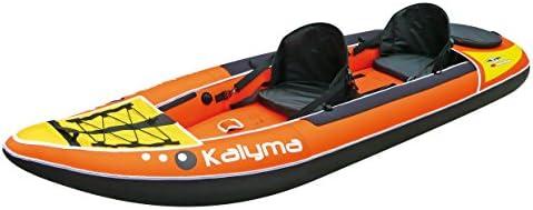 BIC Kalyma - Kayak Hinchable, Color Naranja, 3.32 m: Amazon ...